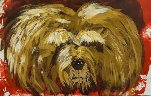 Grumpy Pup